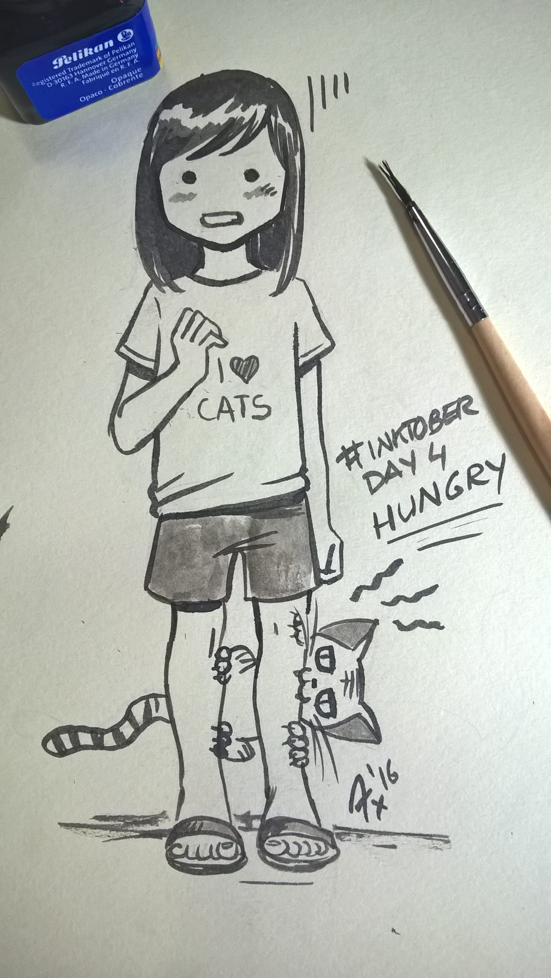 Day 14 Hungry